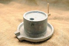 Piedra de molino foto de archivo libre de regalías