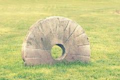 Piedra de molino fotos de archivo libres de regalías
