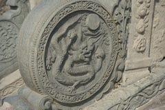 Piedra de Panlong fotografía de archivo libre de regalías