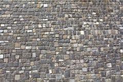 Piedra de pavimentación Fotos de archivo libres de regalías