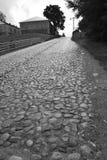 Piedra de pavimentación Imágenes de archivo libres de regalías