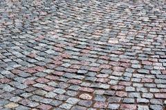 Piedra de pavimentación Fotografía de archivo libre de regalías