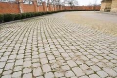 Piedra de pavimentación Foto de archivo