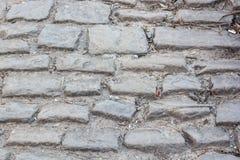 Piedra de pavimentación del primer Imágenes de archivo libres de regalías