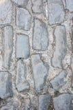 Piedra de pavimentación del primer Fotografía de archivo
