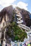 Piedra de Penol i Colombia Royaltyfri Foto