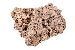 Piedra de piedra pómez Fotografía de archivo