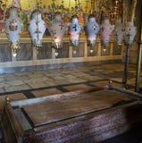 Piedra de untar, Jerusalén imagenes de archivo