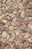 Piedra del adoquín Fotografía de archivo libre de regalías