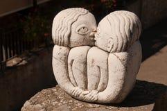 Piedra del amor Imagen de archivo