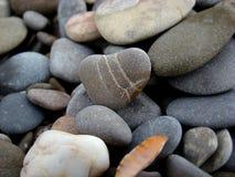Piedra del corazón Imagen de archivo libre de regalías