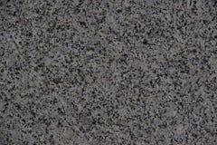 Piedra del gris del granito Foto de archivo