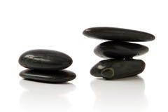 Piedra del guijarro Foto de archivo