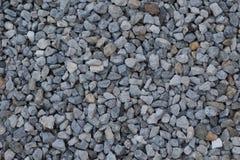 Piedra del material de la textura de la grava del granito Fotos de archivo libres de regalías