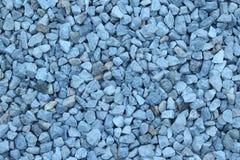 Piedra del material de la textura de la grava del granito Foto de archivo libre de regalías