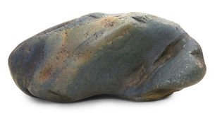 Piedra del río Fotografía de archivo libre de regalías