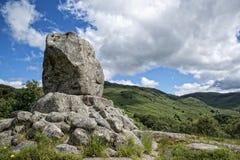 Piedra del ` s de Bruce Imagenes de archivo