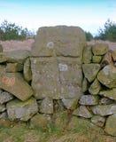 Piedra del santuario Fotos de archivo libres de regalías