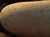 Piedra en el mar Fotos de archivo libres de regalías