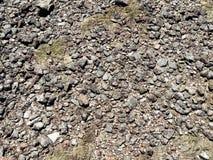 Piedra en la playa Imagen de archivo