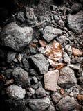 piedra en las rocas Imagenes de archivo