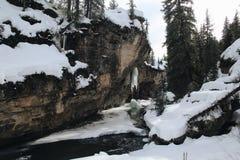 Piedra flod Fotografering för Bildbyråer