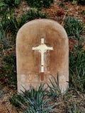 piedra grave, viejo, desconocida Imagen de archivo libre de regalías