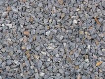 Piedra machacada granito Imagen de archivo libre de regalías
