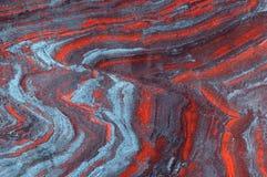 Piedra mineral Fotografía de archivo libre de regalías