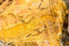 Piedra modelada. Fotografía de archivo libre de regalías