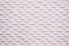 Piedra moderna blanca superficial de la pared para el uso como fondo y modelo de la textura imagen de archivo