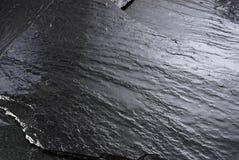 Piedra mojada Imagen de archivo libre de regalías