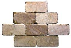 Piedra natural inconsútil de las tejas que hacen frente de la textura de la teja de mármol beige Fotografía de archivo libre de regalías