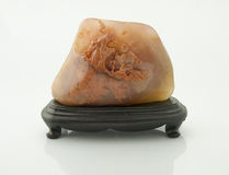 Piedra preciosa china #3 Imagen de archivo