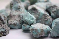 Piedra preciosa y semipreciosa Foto de archivo libre de regalías