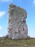 Piedra principal Fotografía de archivo libre de regalías