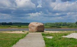 Piedra principesca Rusia Imagen de archivo