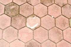Piedra radial roja foto de archivo libre de regalías