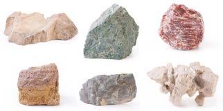 Piedra seises, aislada fotos de archivo libres de regalías