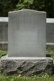 Piedra sepulcral 2 Foto de archivo
