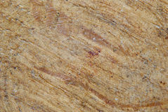 Piedra - travertin Fotografía de archivo libre de regalías