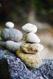 piedras fotos de archivo