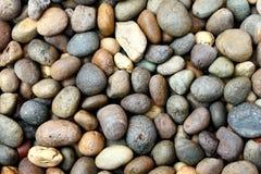 Piedras coloreadas Imágenes de archivo libres de regalías