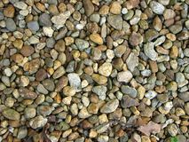 Piedras coloridas Fotografía de archivo libre de regalías