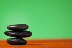 Piedras de equilibrio Fotografía de archivo libre de regalías