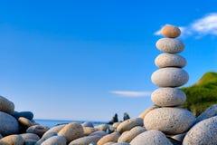 Piedras de Fengshui Foto de archivo libre de regalías