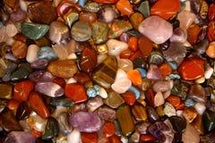 Piedras de gema Imágenes de archivo libres de regalías