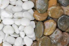 Piedras de la grava del primer para el piso decorativo Imagenes de archivo