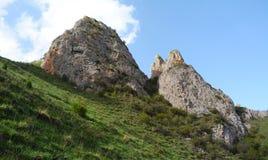 Piedras de la maravilla de Ganna Fotografía de archivo