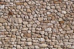 Piedras de la pared Imagenes de archivo